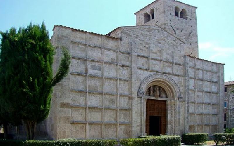 Chiesa dei Santi Vincenzo ed Anastasio